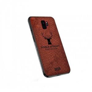 Husa SAMSUNG Galaxy S9 - Deer (Maro) Blister