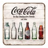 Suport de pahar - Coca Cola Timeline