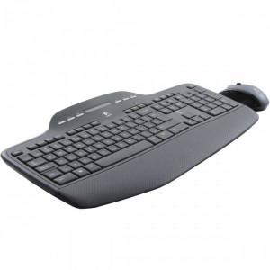 Kit Tastatura + Mouse Logitech Wireless Desktop MK710 Black