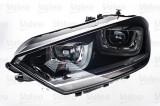 Cumpara ieftin Far stanga (D3S H7, reglaj electric, cu motoras,cu iluminare in viraje) VW GOLF SPORTSVAN dupa 2014