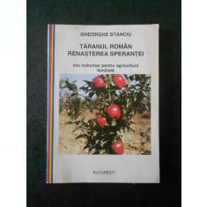 GHEORGHE STANCIU - TARANUL ROMAN. RENASTEREA SPERANTEI