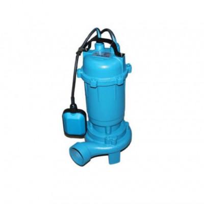 Pompa apa murdara cu Tocator AQUATIC Elefant, 10m3/Ora, 100%Cupru, Submersibila WQCD10-10-0.75F+Cadou cizme pvc 37-42 marimi la alegere foto