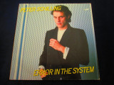 Peter Schilling - Error In The System _ vinyl,LP _ WEA ( 1983, Europa)