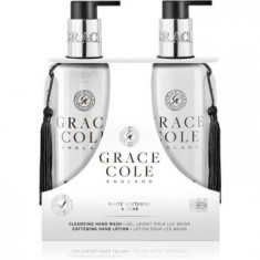 Grace Cole White Nectarine & Pear set de cosmetice