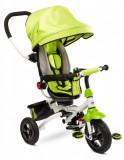 Cumpara ieftin Tricicleta copii reversibila si pliabila Toyz Wroom Green