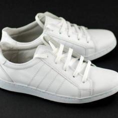 Pantofi barbati sport - casual din piele naturala ADTIMALB