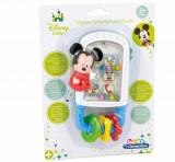 Cumpara ieftin Jucarie zornaitoare pentru bebelusi Mickey Mouse, Baby Clementoni