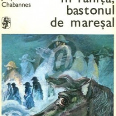 In ranita, bastonul de maresal (Ed. Univers)