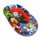 Barca gonflabila Avengers, 110 cm, Saica