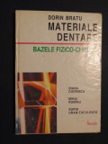Materiale dentare,bazele fizico-chimice