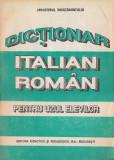 Dicționar Italian - Român (1993)