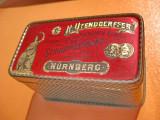 6667-H. Utendoerffer Nurnberg-Cutie munitie colectie veche Germania.