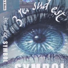 Caseta audio: 3rei Sud Est - Symbol ( 2003 - originala, stare f. buna )