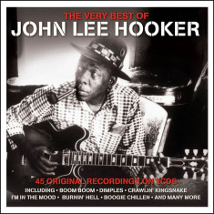 John Lee Hooker Very Best Of (2cd)
