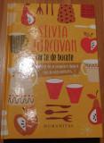 Carte de bucate de Silvia Jurcovan Humanitas, 2012