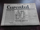Ziarul Curentul , director Pamfil Seicaru , 18 iunie nr.1930/1933