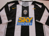 Tricou NIKE fotbal - JUVENTUS TORINO, XL, Din imagine, De club