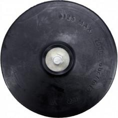 VOREL Suport disc abraziv fixare surub 125 mm