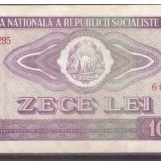 Romania 1966 - 10 lei, circulata