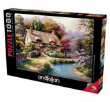 Cumpara ieftin Puzzle Anatolian Duck Path Cottage, 1000 piese