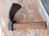 Topor vechi pentru confetionat coveti din lemn.Este lucrat manual., Scule si unelte, Clayre & Eef