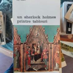 Un Sherlock Holmes printre tablouri – Guy Isnard