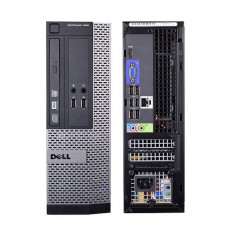Calculatoare second hand Dell Optiplex 390 SFF, Intel Core i3-2120