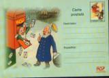Intreg postal CP necirculat 2002 - Posta Romana - Fantezie