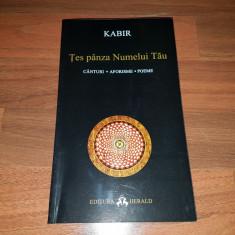Kabir - Tes panza Numelui Tau