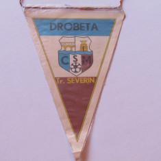 Fanion fotbal - CSM DROBETA TURNU-SEVERIN