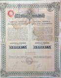 Lot Actiuni Astra Romana 1942