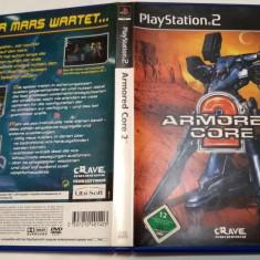 [PS2] Armored Core 2 - joc original Playstation 2
