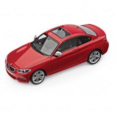 Miniatura BMW Seria 2 1:43 Melbourne Red