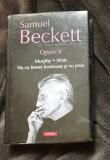 Murphy Watt Vis cu femei frumoase si nu prea / Samuel Beckett OPERE Vol. 2