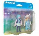 Playmobil Fairies, Set 2 figurine - zanele iernii
