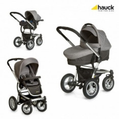 Set Carucior Plus Trio Set Melange Grey
