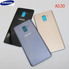 Capac baterie Samsung Galaxy A8 A530 (2018) Original Gri Albastru