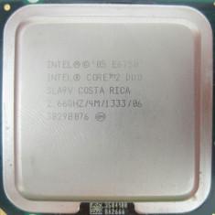 Procesor PC SH Intel Core 2 Duo E6750 SLA9V 2.66Ghz 4M LGA 775