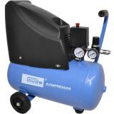 Cumpara ieftin Compresor fara ulei Guede GUDE50111, 1100 W, 24 L, 8 bari