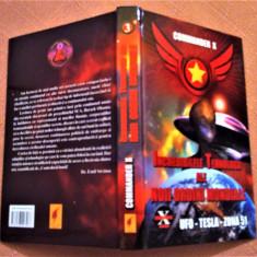 Incredibilele Tehnologii Ale Noii Ordini Mondiale - Commander X, Alta editura, 2011