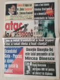 atac la persoana 19 ianuarie 1998-art. regele mihai,radu berceanu,mircea dinescu