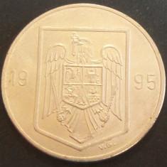 Moneda 10 Lei - ROMANIA, anul 1995  *cod 4714