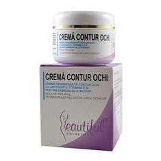 Crema Regeneranta Contur Ochi cu AntioxiVita Vitamina E si Ulei din Samburi Struguri Phenalex 50ml Cod: 5941888800038