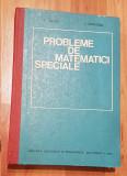 Probleme de matematici speciale de V. Rudner, C. Nicolescu