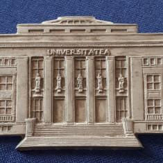 Placheta - proba Universitatea din Bucuresti