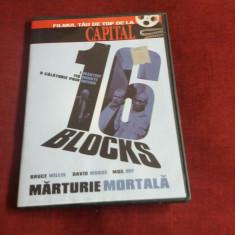 FILM DVD 16 BLOCKS