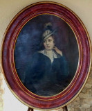 Tablou Nicolae Vermont, Portrete, Ulei, Impresionism