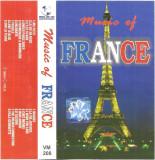 Caseta Music Of France , originala, holograma