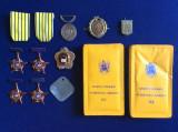 Insigne Militare - Insigne România - Diferite efecte militare (diferite insigne)