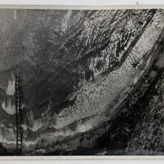IOSIF BERMAN , FOTOGRAFIE PE FALEZA MARII NEGRE , LITORALUL BULGAR , PERIOADA INTERBELICA